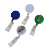 Plastic Badge Holder Key Chain