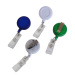 Plastic Badge Holder Key Chain