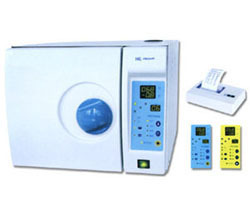 PC controlling autoclaves