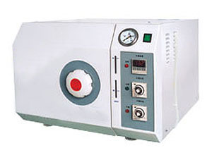 Semi-automatic Autoclave Machine
