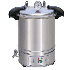 Portable Automatic Stainless Steel Pressure Steam Sterilizer