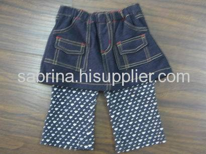 Girl Jeans Pant