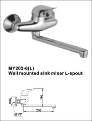 wall and hand shower fixtures