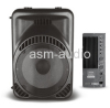 Active&Powered Full Range Speaker Cabinet