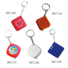 mini tape measure with keychains