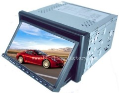 Double-din Car DVD Player