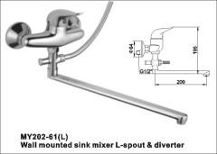 wall tap