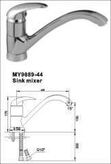 Kitchen water Sink Mixer