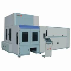 High-Speed PET Blow Molding Machine