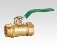 Ball Valve-Brass