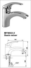 Two Handles Basin Mixer