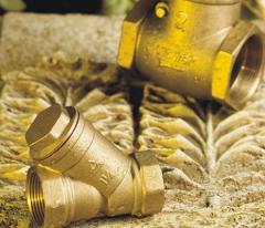 brass-check valve