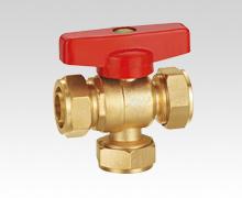 chuck type ball valve