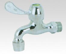 Chrome-plating porcelain core belt mesh tap