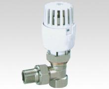 Warm control valve