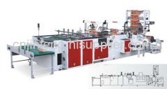 Automatic High Speed Patch & Rope Bag Making Machine