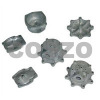 aluminium alloy die casting with good ware