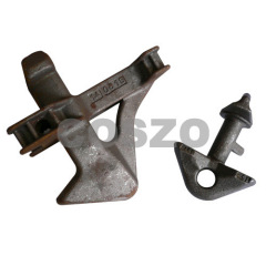 carbon steel casting with good ware