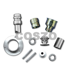 polished machining hardware with high quality
