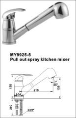 mixer a taps