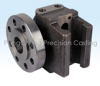Steel alloy precision castings