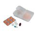 3 Compartment Pill Box