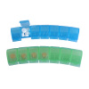 Arc Shape 7 Day Pill Box
