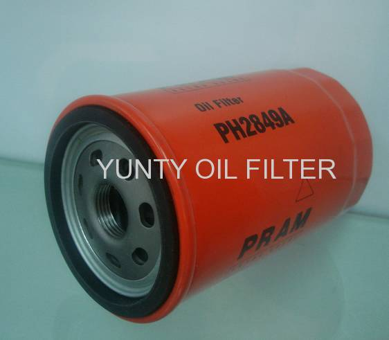 PRAM oil filter