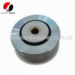 rare earth magnetic speaker part