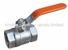 lever ball valve