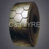 Agricultural Tyre with Pattern 202