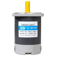 24v DC bare motor