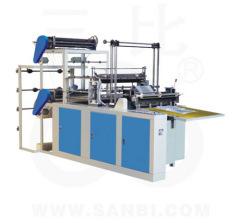 plastic pouch making Machine