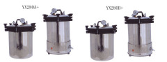 24L Portable Stainless Steel Autoclave