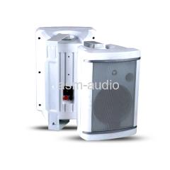 Indoor speaker cabinets