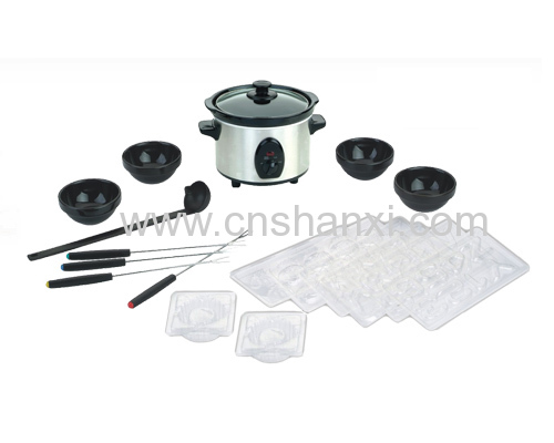 Stainless Steel Chocolate Cooker