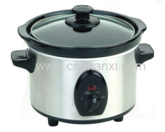 electric double -unction slow cooker