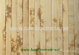 17mm Unfinished Water Tortoise Bamboo Wallpaper
