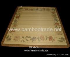 Refined Bamboo Mat