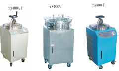 double-deck Vertical Electric Heating Autoclave