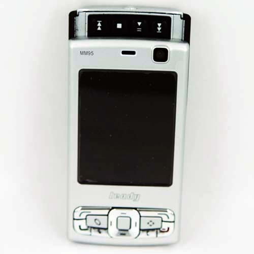 N95 Leady Phone Dual Manufacturer Cell Unlocked Webcam Fm Mini