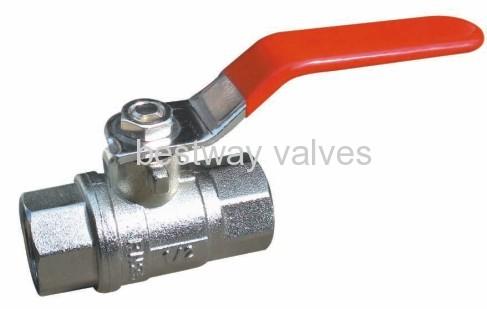 full port ball valve