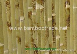 17mm Tortoise Bamboo Wallpaper