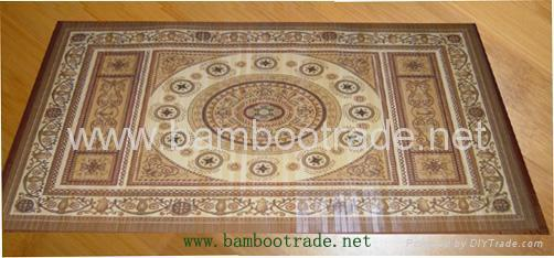 Printing Bamboo Rug
