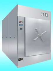 Manual Door Pulsant Vacuum Sterilizers