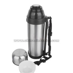 wide mouth vacuum kettle