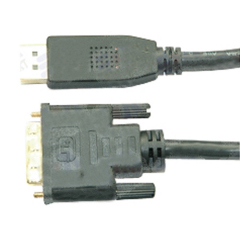 DisplayPort  to DVI  Cable