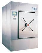 Pulsant vacuum sterilizer