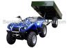 650CC EEC 4WD Utility ATV & Quad