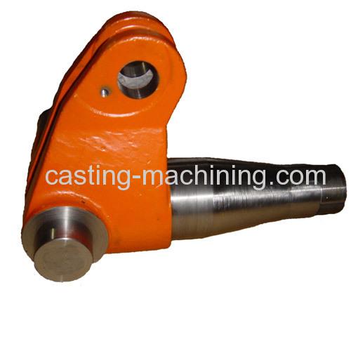 carbon steel pressure die casting construction parts